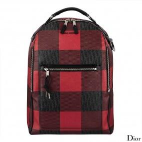 Dior Homme Winter 2016 Backpack